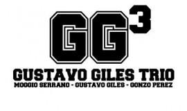 GG3 – Gustavo Giles en Trío