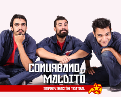 Conurbano Maldito el 16/9 en el escenario de Cultura Click
